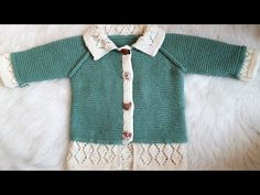 Der Neu : Ideas That Anyone Should Learn Baby Cardigan, Baby Knitting, Crochet, Youtube, Sweaters, Creative Ideas, Videos, Fashion, Cardigan Sweater Outfit