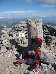 Στην κορφή, Μεγάλη Ζήρια  #outdoorsgr Bradley Mountain, Backpacks, Activities, Bags, Outdoor, Handbags, Outdoors, Backpack, Outdoor Games