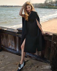 Grace Elizabeth Charms in Dior Looks for Vogue Korea