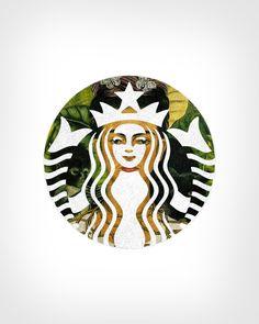 Eisen Bernardo  Starbucks logo