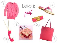 Love is Pink: Classy Girl in Green