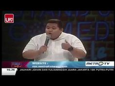 Lolox ~ Stand Up Comedy Terbaru 2015 Metro TV FULL