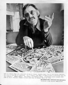 Stan Lee, 1975
