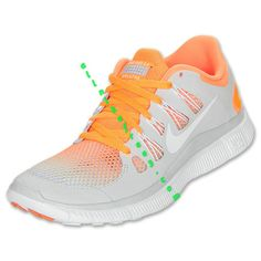 953efc268a9ec Breathe Nike Free 5.0 Womens Bright Citrus White Pure Platinum 580601 810 Nike  Free Runs For
