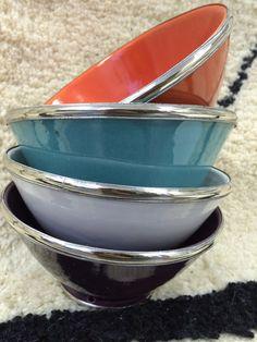 Ceramic Marocan bowls