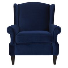 found it at wayfair slipper chair love this for my living room refresh ad decor blue pinterest chairs love this and love