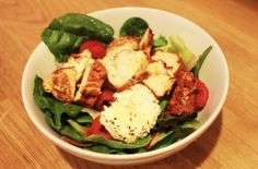 Achiote Chicken with a Warmed Goat Cheese Salad with Raspberries and Apricot Dressing (scheduled via http://www.tailwindapp.com?utm_source=pinterest&utm_medium=twpin&utm_content=post125951019&utm_campaign=scheduler_attribution)
