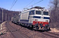 Maurizio Messa | FS E632 023 | FS E632 023 - Cucciago - 11.03.1988