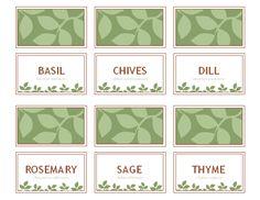 20+Creative+DIY+Plant+Labels+