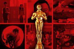 Curtas animados indicados ao Oscar 2013.