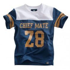 Z8 kids - T-shirt Bowie indigo