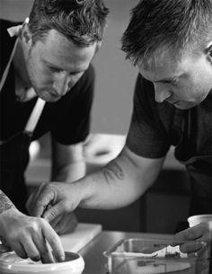 Chefs Michael and Bryan Voltaggio