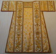 Luzar Vestments - High Mass Sets, Antique Vestments, Roman Vestments