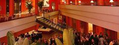 En Hotel Ribera de Triana contamos con espacios y #salones específicos para la celebración de #congresos y #convenciones. A escasos metros del centro de #Sevilla y en un emplazamiento privilegiado: a orillas del Guadalquivir. Si desea más información contacte con nosotros en el correo: comercial@hrtriana.com / +34 954 26 80 00
