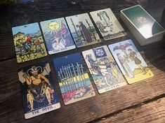 One Week Tarot Reading