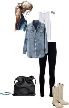 """My Fall go to outfit for my lazy days!"" by sherry7411 ❤ liked on Polyvore"