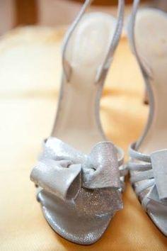gray wedding shoes