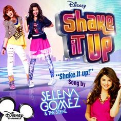 Selena gomez shake it up original version Selena Gomez Album Cover, Bella Thorne And Zendaya, All Disney Characters, Disney Shares, Dog With A Blog, Disney Channel Shows, Bridgit Mendler, Music Is My Escape, Girl Meets World