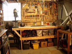10 Ideas for Organizing Your Workshop for the New Year
