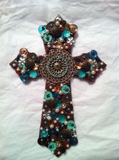 hand painted crosses - Google Search
