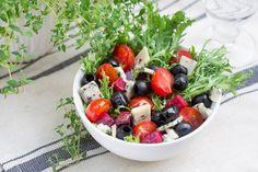 Sałatka z burakiem i serem pleśniowym #intermarche #inspiracje #salatki