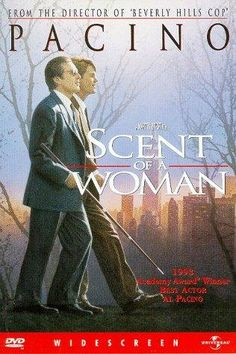 Movie poster - Scent of a woman. This is one of my favorite movies and Al Pacino is absolutely brilliant in this (like always ! See Movie, Movie List, Film Movie, Film Music Books, Music Tv, Bon Film, Movies And Series, Al Pacino, Movies Worth Watching