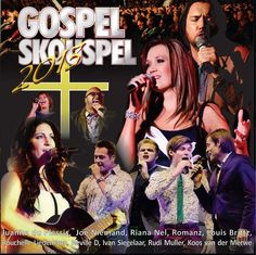 GOSPEL SKOUSPEL 2013 - Neville D, Romanz, Juanita - South African Double CD New New South, Gospel Music, African, News, Movies, Movie Posters, Film Poster, Films, Popcorn Posters