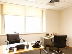 The office space in Delhi is located at prime commercial and residential area called Saket in South Delhi. The office space is located on the fourth floor of a prestigious office block The offices are in close proximity to the central business district, Nehru Place, Modia and the main access road to Gurgaon.   #NewDelhiOffices #India #DelhiOffice #ServicedOffices #FurnishedOffice