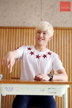 Photos Behind Meet U Project Jinjin Astro, Cute Funny Pics, Astro Fandom Name, Meet U, Pre Debut, Sanha, Kpop, Minhyuk, Boy Groups