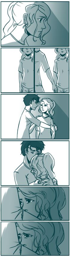 Read 125 - It's okay, we're together from the story Imágenes de: Percabeth by (🍦Heladito🍦) with 57 reads. Percy Jackson Fandom, Percy Jackson Ships, Percy Jackson Fan Art, Percy Jackson Memes, Percy Jackson Books, Percabeth, Solangelo, Percy And Annabeth, Annabeth Chase