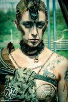 Wacken Wasteland 2013 - XII by Wasteland-Warriors on DeviantArt Apocalyptic Clothing, Post Apocalyptic Costume, Post Apocalyptic Fashion, Apocalypse World, Apocalypse Art, Wasteland Warrior, Cybergoth, Mad Max, Character Inspiration