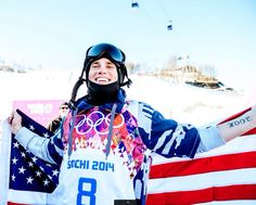 """Dude, I just wanna leave with some medals and a puppy."" -Gus Kenworthy"