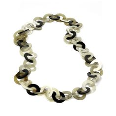 Kontum Hornkette rund dunkel Chain, Jewelry, Darkness, Round Round, Necklaces, Nice Asses, Jewlery, Jewerly, Schmuck