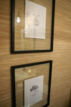 how to make your own frameless floating acrylic art frame wall art pinterest acrylic. Black Bedroom Furniture Sets. Home Design Ideas