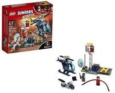 Lego Juniors Incredibles 2 Elastigirl's Rooftop Pursuit 95 Pieces Building Kit Lego Juniors, Rooftop, Kids Bedroom, Kids Toys, Bedrooms, The Incredibles, Kit, Building, Ebay