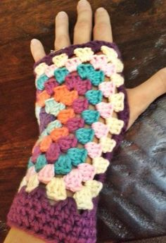 I was hard at work on an everlasting blanket of colorful crocheted granny squares when I realized I barely had enough for a crib-size baby blanket. I couldn't bear the thought of making 3-12 …