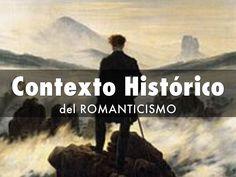 Presentación creada con Haiku Deck, en la que se muestran las características del contexto histórico del Romanticismo.