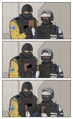 Rainbow Six Siege Anime, Rainbow 6 Seige, Rainbow Six Siege Memes, Tom Clancy's Rainbow Six, Rainbow Art, Rambo 6, Anime Meme Face, Cute Stories, Girls Frontline