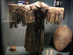 Photo by Suncana. Evenk shaman costume; Siberia.