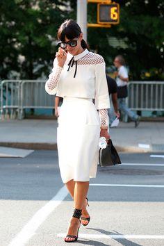 white @roressclothes closet ideas #women fashion outfit #clothing style apparel