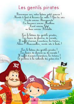 Monde des petits - Les gentils pirates