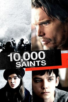 Watch Ten Thousand Saints Full Movie Streaming HD