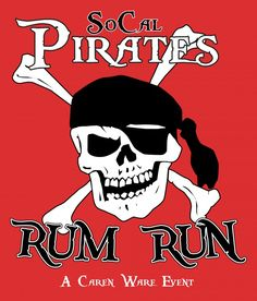 Pirate's Run Run (June) — Caren Ware Events Virtual Run, Athletic Events, Pirates, Running, Keep Running, Why I Run