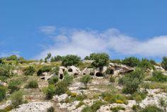 Le grotte di Noto Antica