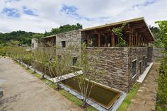 Galeria de Restaurante Son La / Vo Trong Nghia Architects - 8