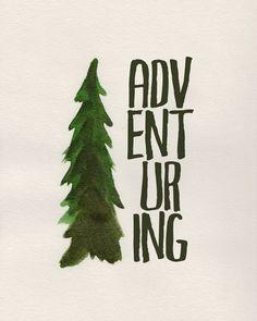 adventuring