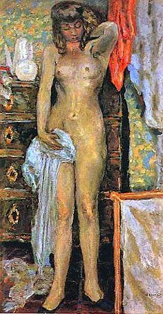 Pierre Bonnard - Woman