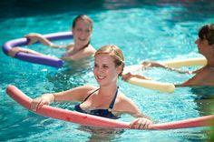Aqua Fit Bikinis, Swimwear, Aqua, Fitness, Outdoor Decor, Home Decor, Bathing Suits, Swimsuits, Water