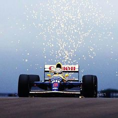 Nigel Mansell Williams f1