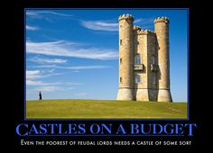 Castles on a budget by Ksheep